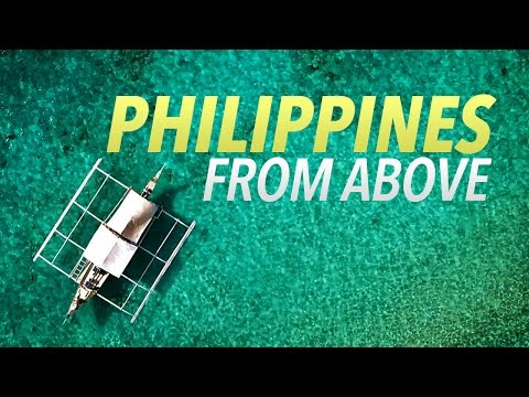 Historical Sites in the Philippines from Above • Corregidor, Tarlac, Mindoro