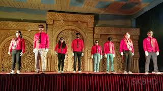 Lazy Dance by IT Professionals (TECH MAHINDRA) - SKBHD