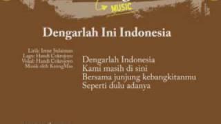 Dengarlah Ini Indonesia - KeongMas