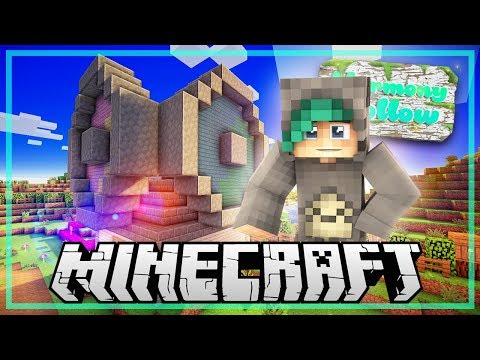 Brand New Shield Shop! - Minecraft: Harmony Hollow SMP - S3 Ep.16