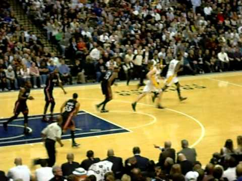 797f9c4c12ce Lebron Get his Ankles Broke - YouTube