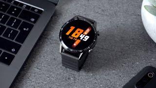Huawei Watch GT 2 | Fancy Sport Watch that's sort of a Smartwatch