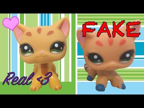 Littlest Pet Shop FAKE LPS Random Ebay Lot From China