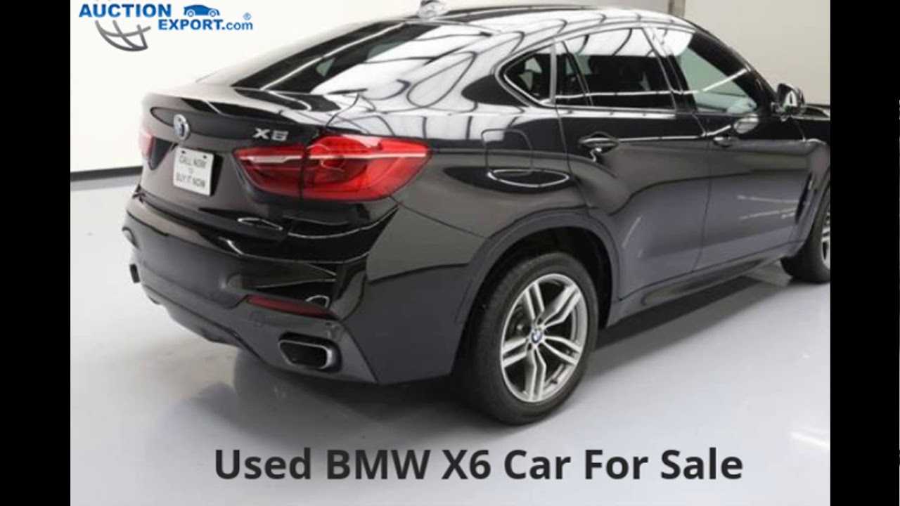Used BMW X6 For Sale in USA, Worldwide Shipping - YouTube