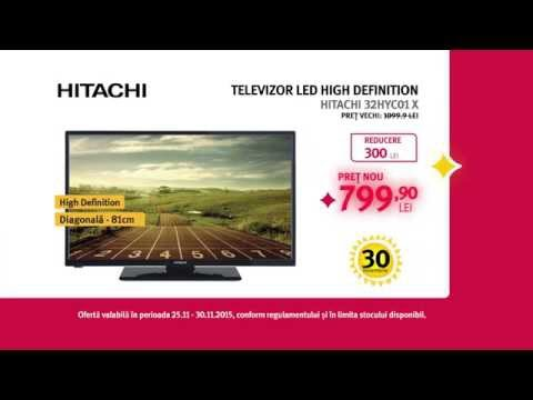Reclama Altex Black Friday TV - Hitachi