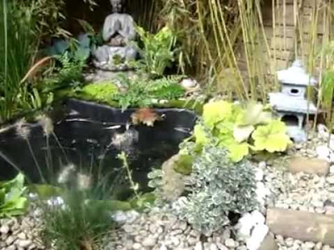 Petit bassin au fond du jardin coup de pousse jardin youtube - Dutronc petit jardin youtube limoges ...