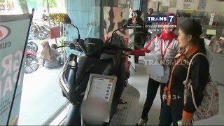 Rajin Menabung, Penjual Tahu Beli Motor dengan Sekarung Uang Receh