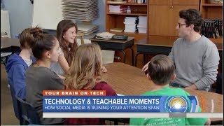 Cyber Civics on the Today Show!