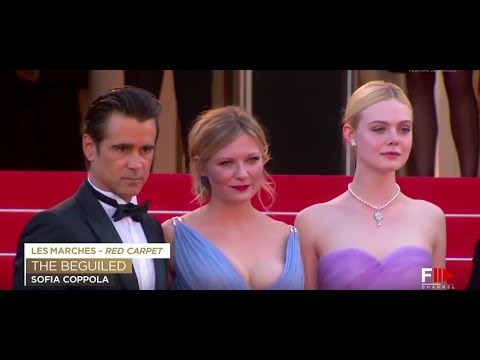 THE BEGUILED -  SOFIA COPPOLA  - Red Carpet at 70° FESTIVAL DE  CANNES 2017 -  Fashion Chan
