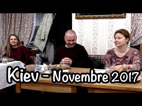 Download Youtube: Arrivée à Kiev 🇺🇦 3 novembre 2017