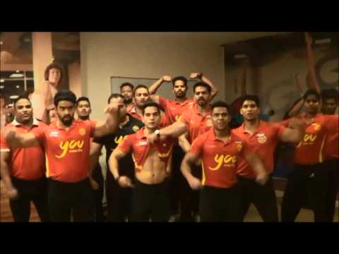 Gold's Gym India Kandivali West #goldsfitindia song