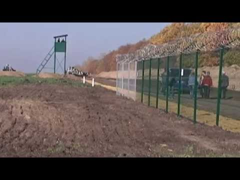 Great Wall of Ukraine: Ukraine PM says wall on Russian border will be de facto European boundary