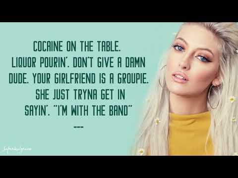 Post Malone - Rockstar (Lyrics) (feat. 21 Savage) / Sofia Karlberg Cover