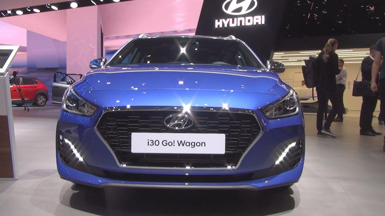 hyundai i30 wagon 14 tgdi dct go plus 2018 exterior