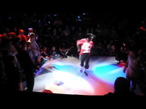 Sino & JortFinesse VS James & Kid Colombia / ROcking How10 - 2011
