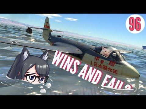 War Thunder: Wins 'n' Fails 96