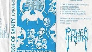 Edge Of Sanity - Disrupting The Inhabitants (Demo 1989)