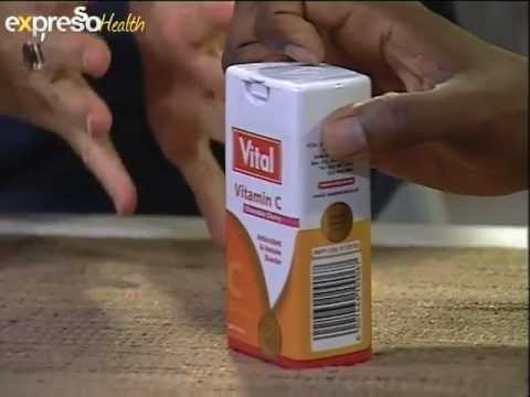 Vital : Health Foods new Packaging with Andrea Du Plessis (29.02.2012)