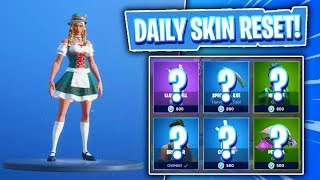 THIS SKIN IS BACK! Fortnite Item Shop! Daily & Featured Items! (Skin Reset #263)