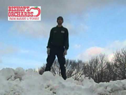 Lots Of Snow at Bishops