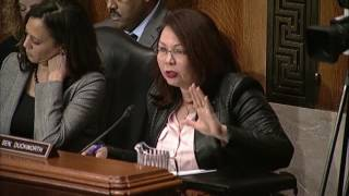 Pt 1: Duckworth Grills EPA Nominee Pruitt Over Renewable Fuel Standard & Lead Poisoning