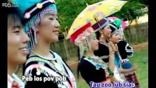Huab Ci Yaj - Noj Peb Caug (intrumental/karaoke) [HmongSubGC]