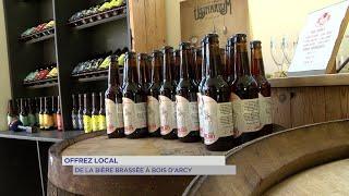 Yvelines | Offrez local : De la bière brassée à Bois d'Arcy