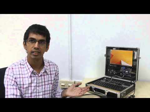 MY126 - Solar Hybrid Power System For Rural Computing
