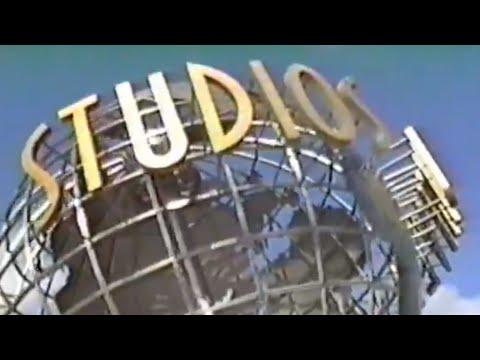 Universal Orlando Spinning Globe 9/96
