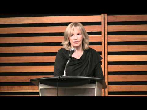 Anita Shreve, Part 1  Dec. 1, 2010  Appel Salon