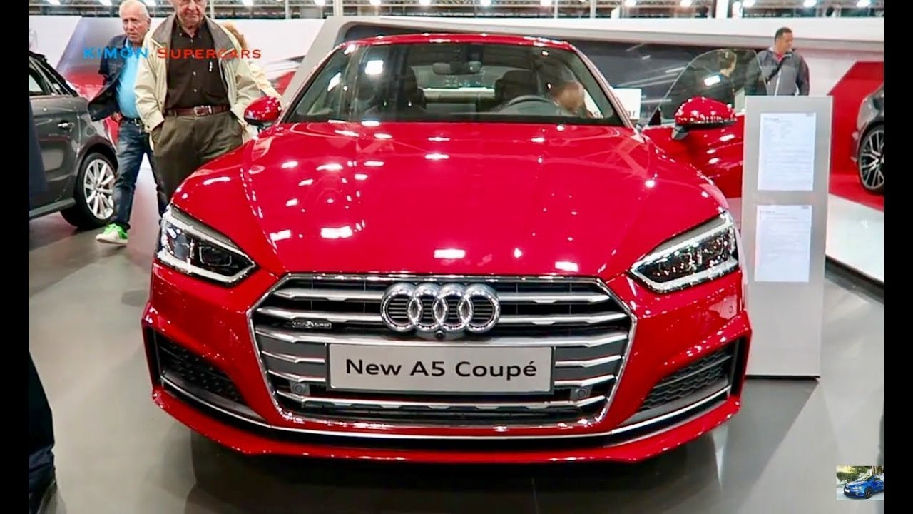 new 2019 audi a5 coup s line youtube. Black Bedroom Furniture Sets. Home Design Ideas