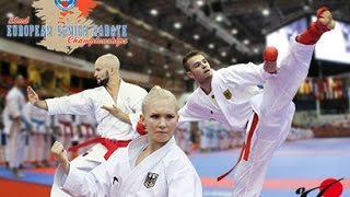 EM Karate Seniors, Kocaeli/TUR Kata Ergebnisse 4.Mai.2017