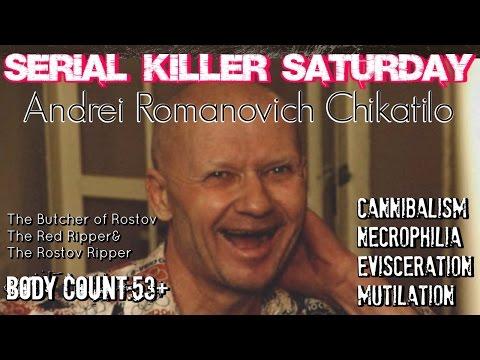 Serial Killer Satuday: Andrei Romanovich CHIKATILO - YouTube