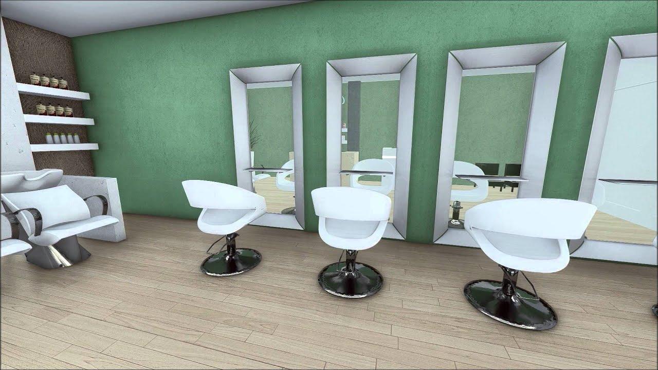 arredamento parrucchieri akorj linea color white plus