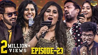 Priyanka's Best Ever LIVE Singing with Srinisha & Ajay Krishna!😍Simply Rocking🔥Robo Shankar Stunned🤩