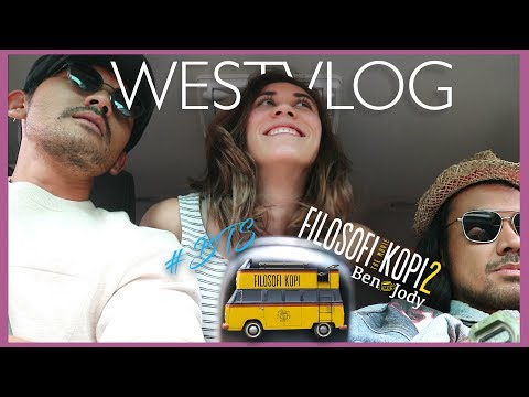 SNEAK PEEK FILKOP 2 BEN&JODY THE MOVIE! WESTVLOG #6