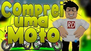 I'm lifting a bike!! | Lifting Simulator-ROBLOX