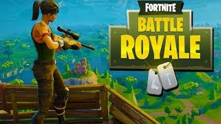 Fortnite Battle Royale Live, Lets get serious!