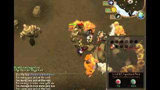 Runescape 3 Superheat Form At Lrc Concentrated Gold - STAMP3