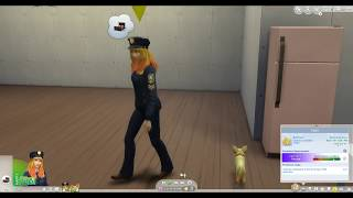 Let's Play Detective Pokemon in the Sims 4! Part 2