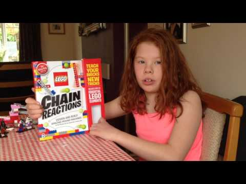 Amazing Klutz Chain Reactions Book