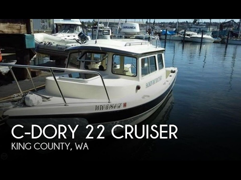 [UNAVAILABLE] Used 2006 C-Dory 22 Cruiser In Seattle, Washington