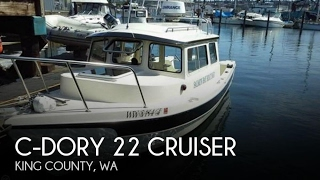 Used 2006 C-Dory 22 Cruiser for sale in Seattle, Washington