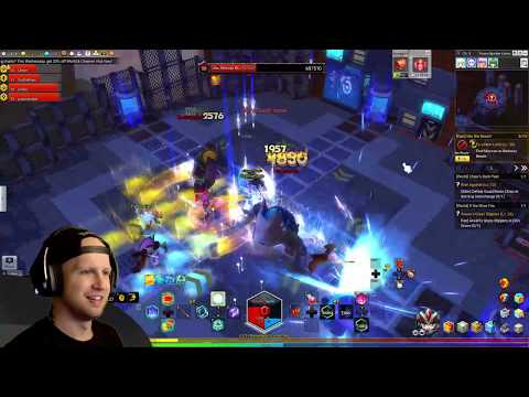 Tronix Bunker lvl 50 Dungeon! | MapleStory 2 RuneBlader Gameplay (Stream)