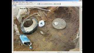 видео Обустройство неглубокой скважины. Деревня Полежайки Солнечногорский район
