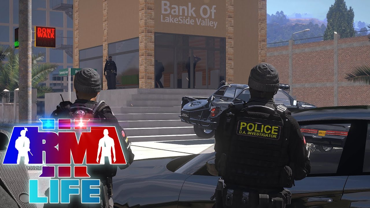 Arma 3 Cops - Year of Clean Water