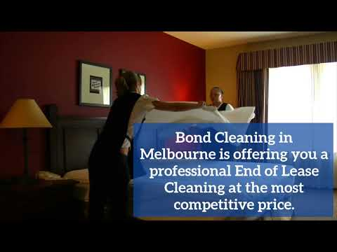Need End of Lease Cleaning Service in Melbourne?