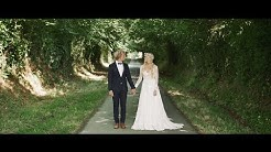 Samuel + Hildegunn // Destination Wedding Trailer Normandy, France