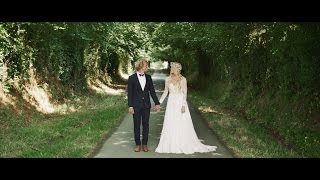 Samuel + Hildegunn // Destination Wedding Trailer Normandy, France