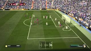 New Fifa 16 Gameplay!! Madrid vs Barcelona